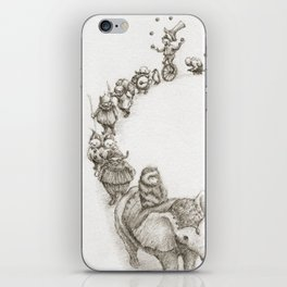 This Thing Called Life iPhone Skin