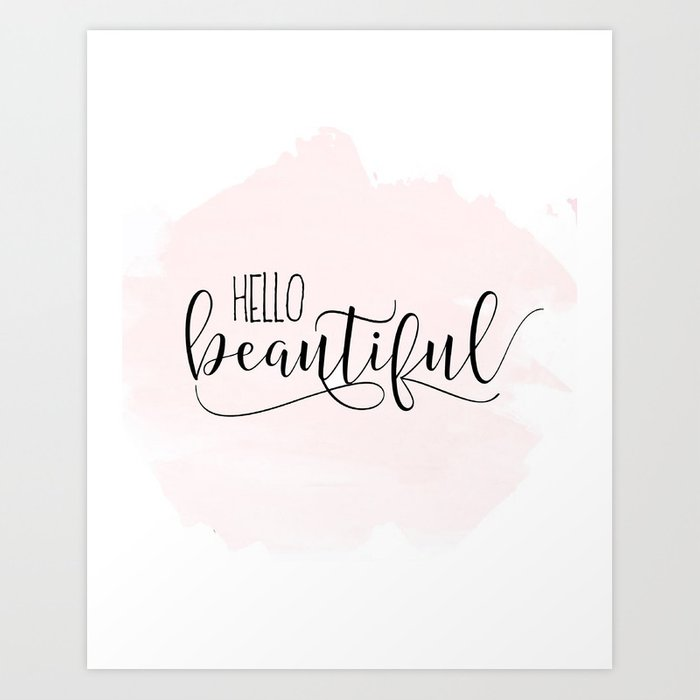 photo relating to Printable Prints identify Hello there Attractive Hi Desirable Printable Hi Interesting Wall Artwork  Good day Attractive Print Artwork Print by way of tomoogorelica