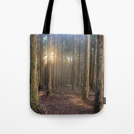 Polipoli's Enchanted Forest Tote Bag