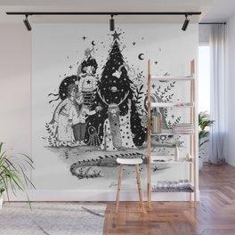 Oh Christmas Tree...!! Wall Mural