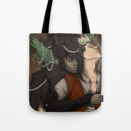 Ziall - The Witch King and The Boy. Tote Bag