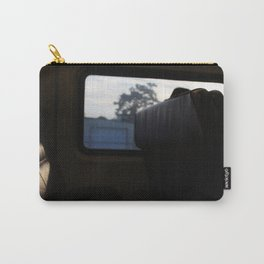 A Quiet Ride Carry-All Pouch