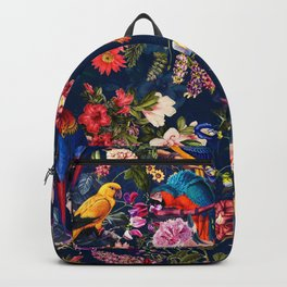 FLORAL AND BIRDS XII Backpack
