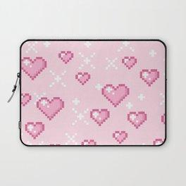 Pastel Hearts Laptop Sleeve