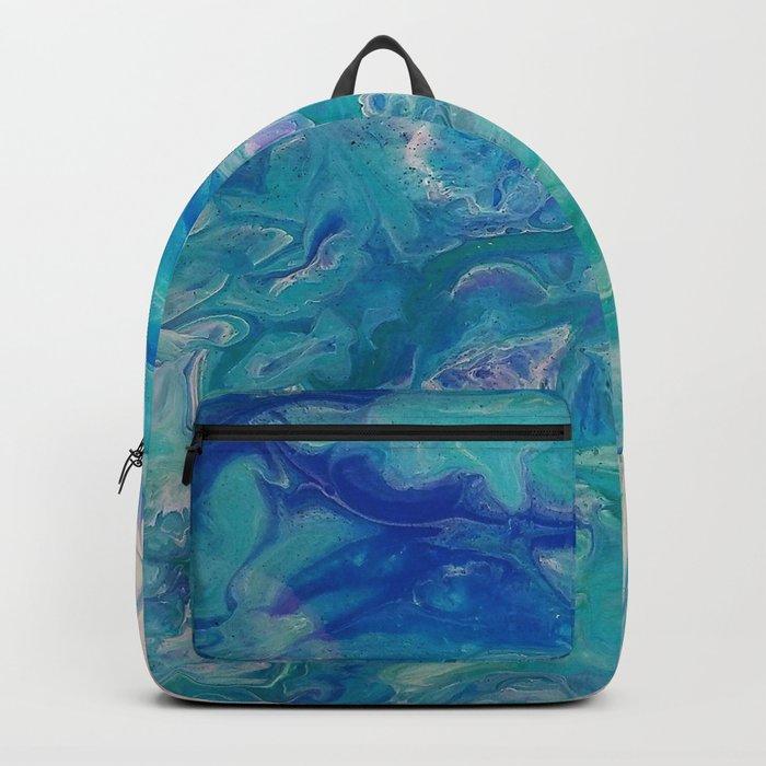 Effervescent Waves Backpack