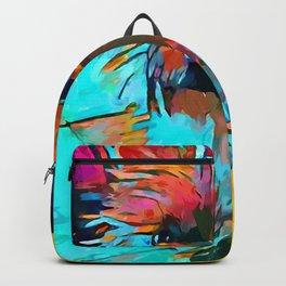 Shih Tzu 3 Backpack
