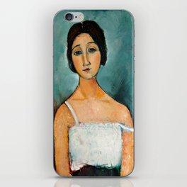 "Amedeo Modigliani ""Christina"" iPhone Skin"