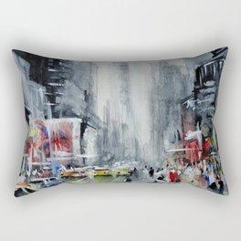 New York - New York Rectangular Pillow