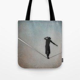 Slackline Tote Bag