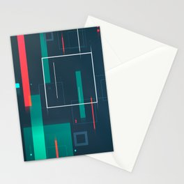[150516] SYNTHETIC Stationery Cards