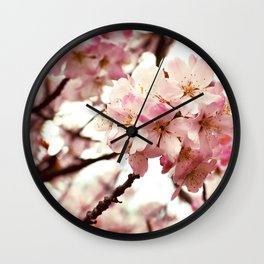 Front and Centre Wall Clock
