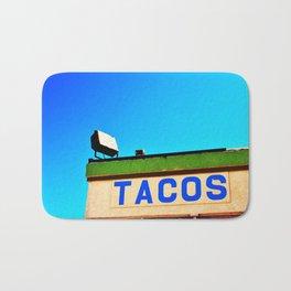 Tacos Bath Mat