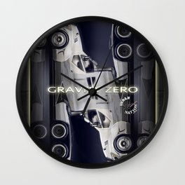 Big Truck 3D - Accessories & Lifestyle Tees Wall Clock