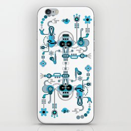 The Bluesman iPhone Skin