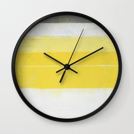 Citric Wall Clock
