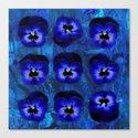 Deep Blue Velvet by evalundbergline