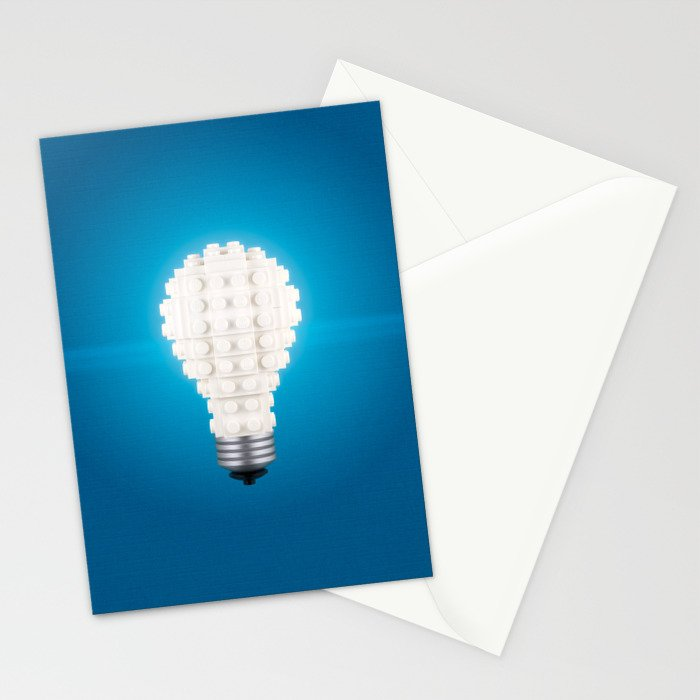 Here's an idea! Stationery Cards