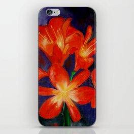 Cheerful clivia iPhone Skin