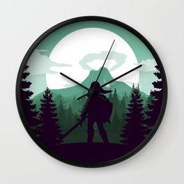 The Legend of Zelda - Green Version Wall Clock