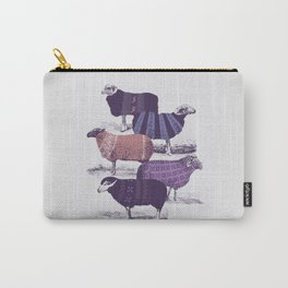 Cool Sweaters Carry-All Pouch