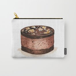 Chocolate Mousse Carry-All Pouch