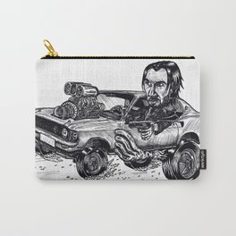 Rockabilly Monter Car Carry-All Pouch
