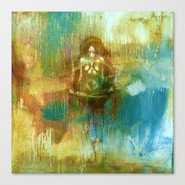 Samadhi Canvas Print