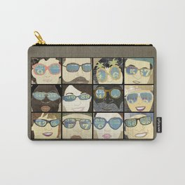 Glasses Vertical Carry-All Pouch