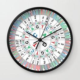 Sanger Codon Circle Wall Clock