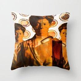 Computer Love Throw Pillow