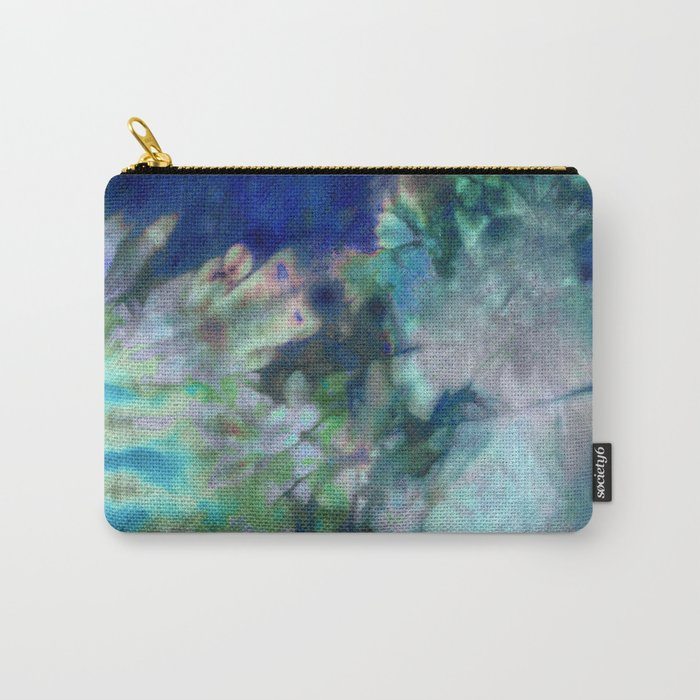 Magical Lily Pond Carry-All Pouch
