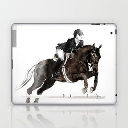 Horse (Jumper II) Laptop & iPad Skin