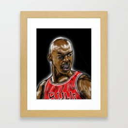 Man2 Framed Art Print