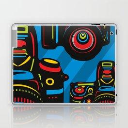 Black Camera Laptop & iPad Skin