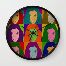 Stoya Wall Clock