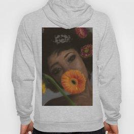 Sunflower Woman Hoody