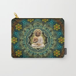 Shakyamuni Buddha - Enlightenment, Peace and Happiness Carry-All Pouch