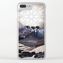 CREATURE OF THE UNIVERSE Clear iPhone Case