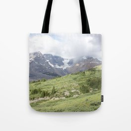 Wilcox Pass 4 Tote Bag