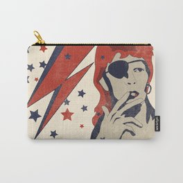 COSMIC PRINCE BEIGE Carry-All Pouch