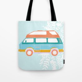 Jade - Van Life Series Tote Bag