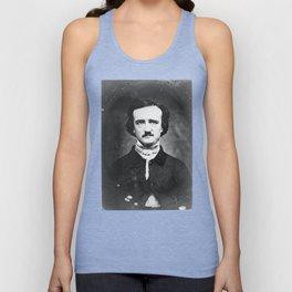 Edgar Allan Poe Unisex Tank Top