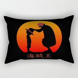 The Pirate King Rectangular Pillow