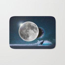 Blue Whale by GEN Z Bath Mat