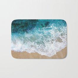 Ocean Waves I Bath Mat