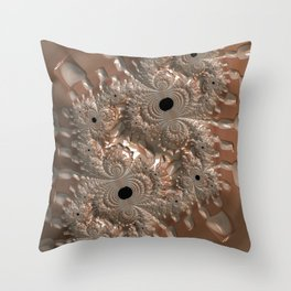 Foreverness Of Fractals 14 Throw Pillow