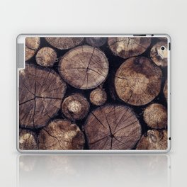 The Wood Holds Many Spirits // You Can Ask Them Now Edit Laptop & iPad Skin