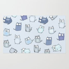 Cute Cats! Rug
