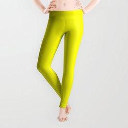 Collection . Neon . Yellow Leggings