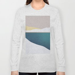 Abstract 32 Long Sleeve T-shirt